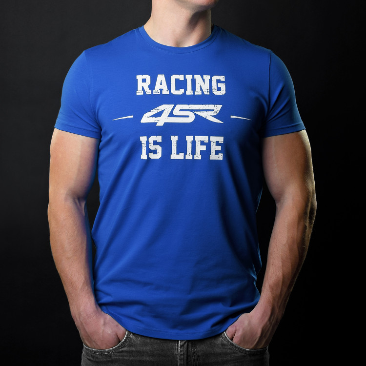Tričko Life Blue