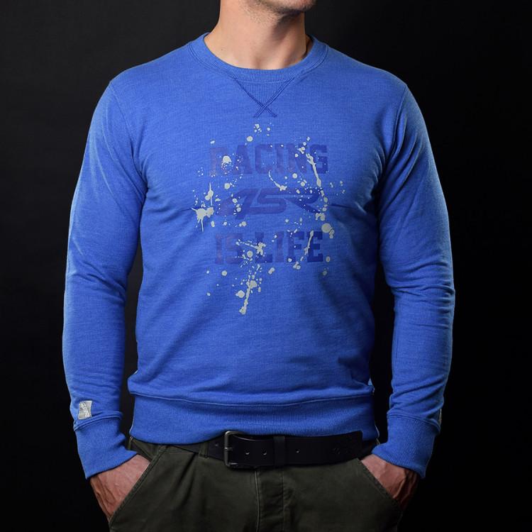 Mikina Life Blue