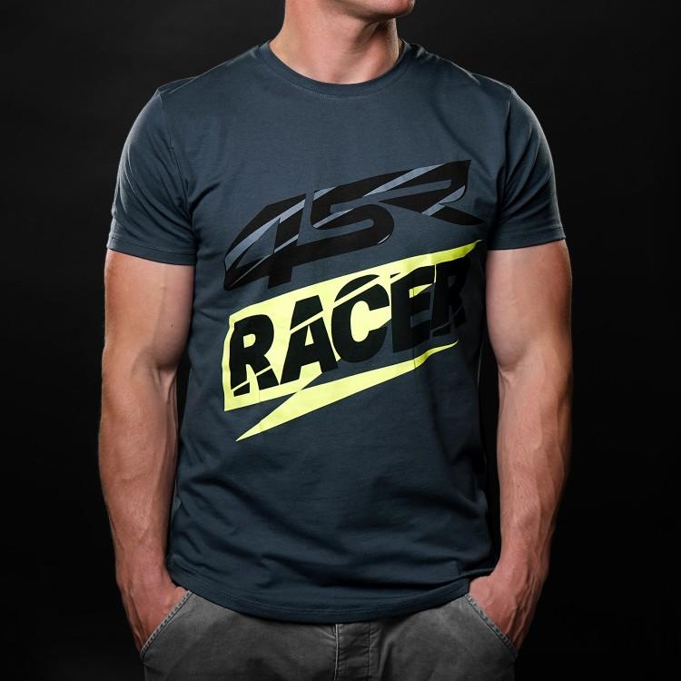 Tričko Racer Grey