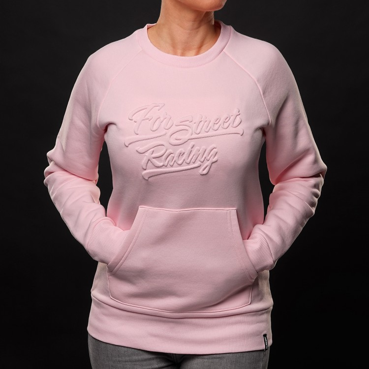 Mikina FSR Baby Pink