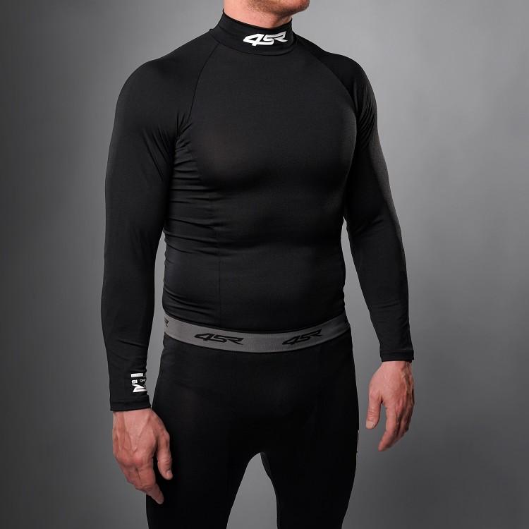Funkční triko Six-Pack Black