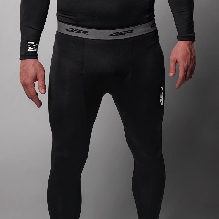 Funkční kalhoty Six-Pack Black