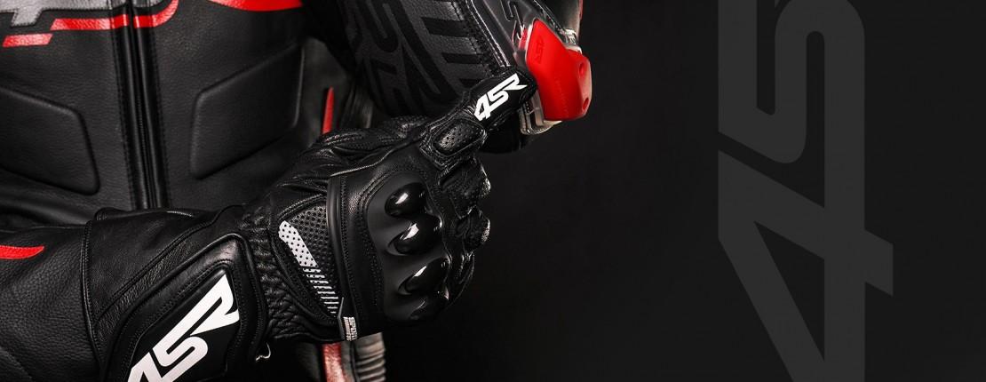 4SR motocyklové oblečení a doplňky - Rukavice na motorku Sport Cup 3