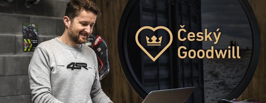 4SR For Street Racing & Václav Jiruš - nominace na Český Goodwill 2021
