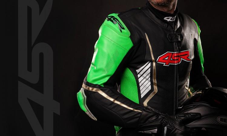 Kombinéza Racing Monster Green AR