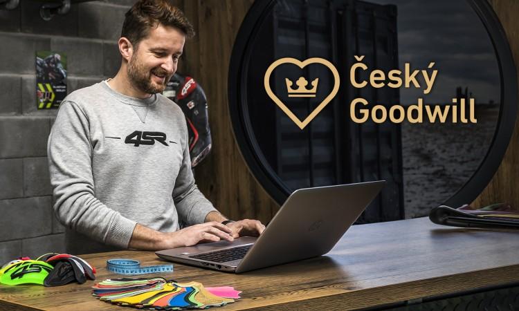 Václav Jiruš nominován na Osobnost Českého Goodwillu 2021
