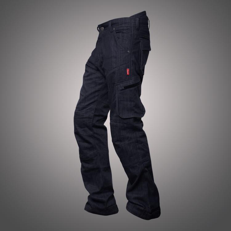 4SR Cargo jeans Iron Grey 3