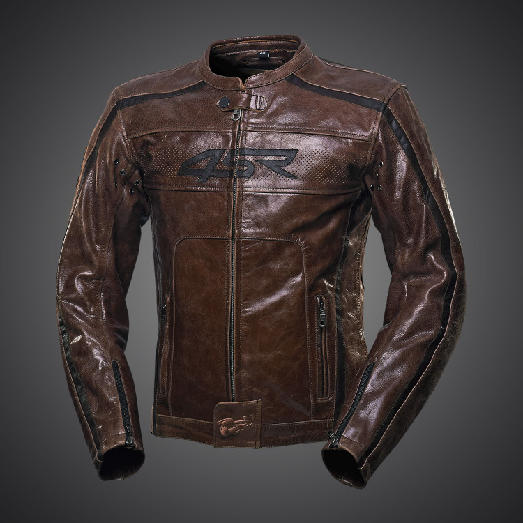 4SR Bobber Cafe jacket 1