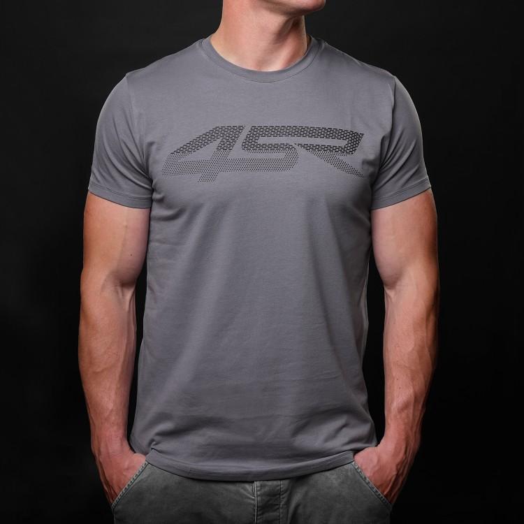 4SR tričko 3D Dark