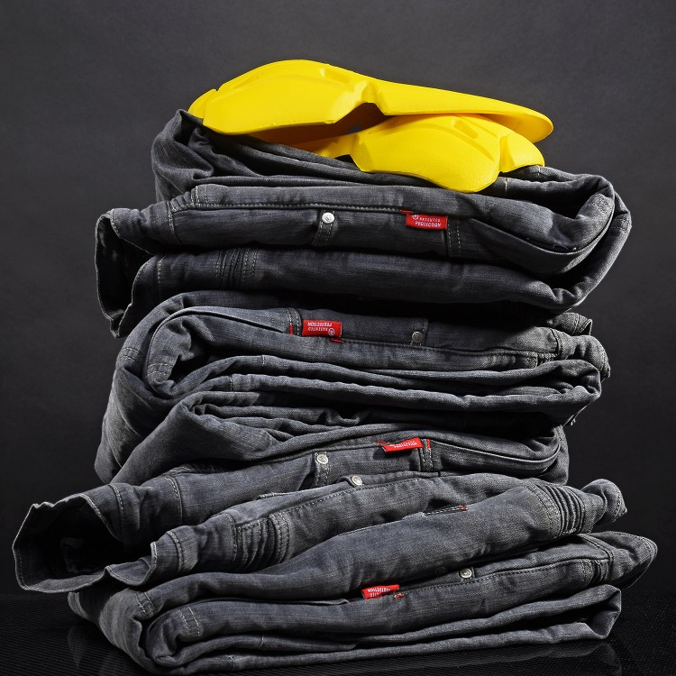 Prodloužené kevlarové jeansy