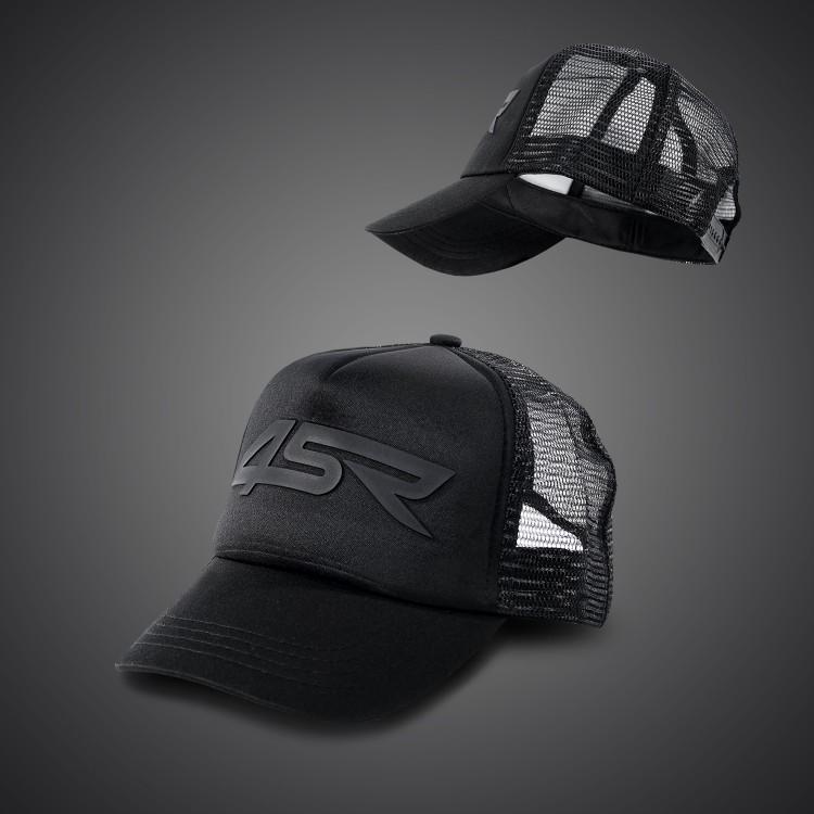 Vánoční dárky pro motorkáře - Black Series kšiltovky i v dětské velikosti