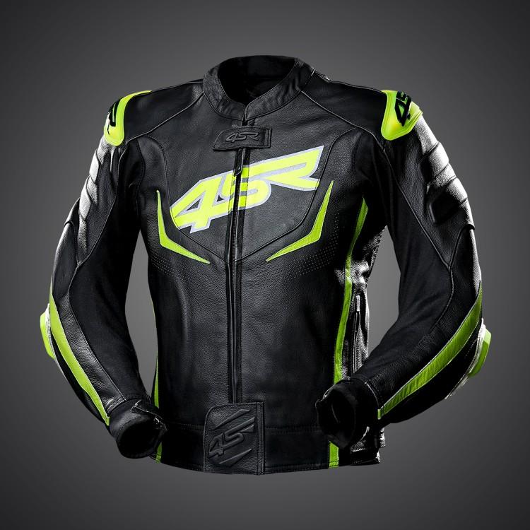 TT Replica: Sportovní bunda s hrbem