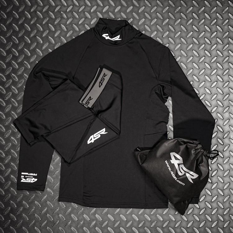 Funkční prádlo Six-Pack Black
