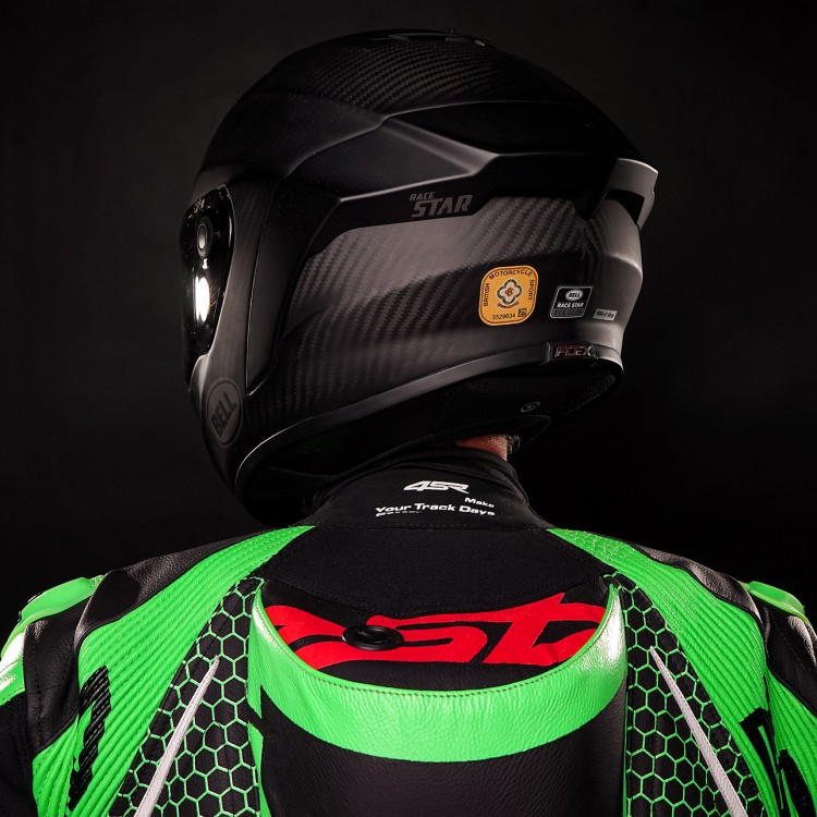 4SR motocyklové oblečení a doplňky - kombinéza Racing Monster Green AR