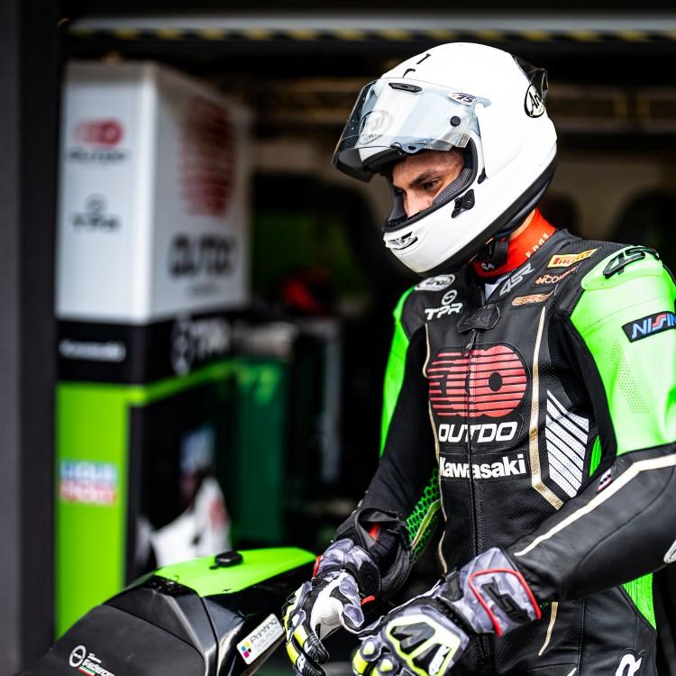 Úspěch jezdců 4SR v šampionátu WSBK