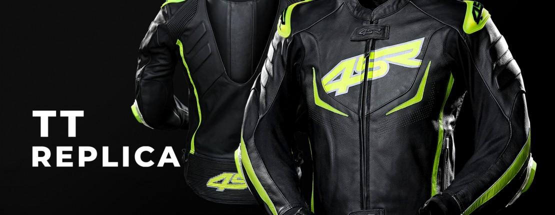 4SR sportovní bunda na motorku TT Replica