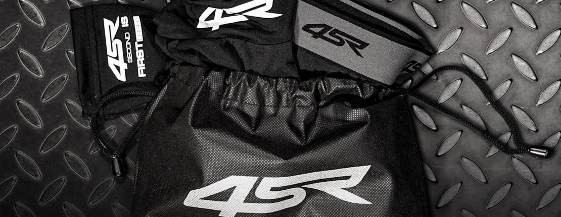 4SR Funkční prádlo Six-Pack Black pro motorkáře