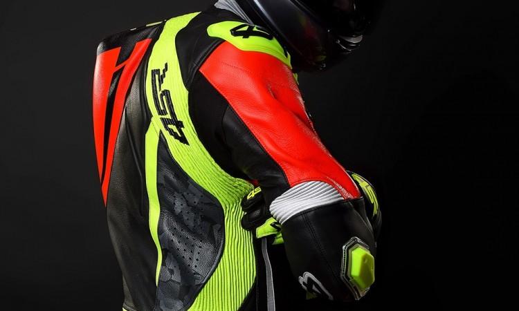 4SR kombineza Racing Neon AR Airbag Ready 4