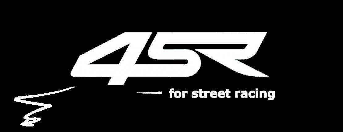 4SR For Street Racing logo web2